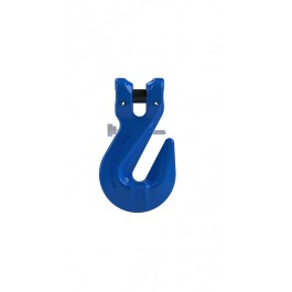 DIN EN 1677-1 Grade 10 Clevis Grab Hook with Safety Pin