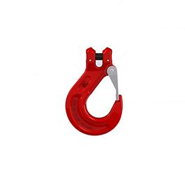 DIN EN 1677-2 Grade 8 Clevis Sling Hook