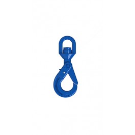 DIN EN 1677-3 Grade 10 Swivel Eye Selflock Hook