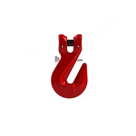 DIN EN 1677-1 Grade 8 Clevis Grab Hook with Safety Pim