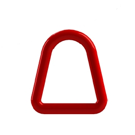 Alloy Triangle for Webbing Sling